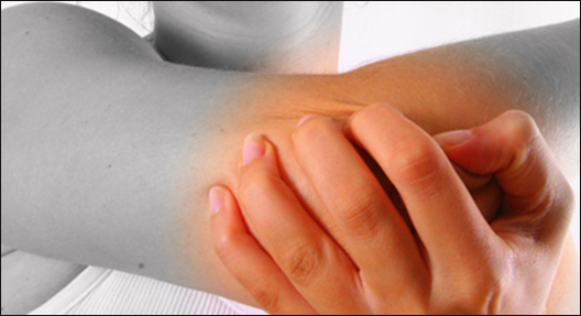 Gomito del tennista ozonoterapia